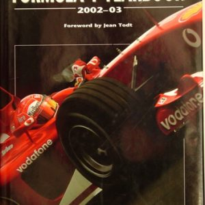 Formula 1 Yearbook 2002-03.