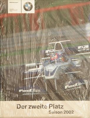 Der Zweite Platz Saison 2002.