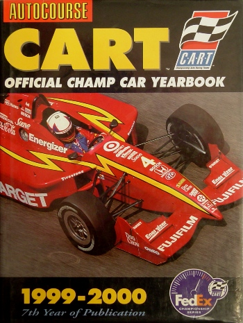 Autocourse CART 1999/2000.