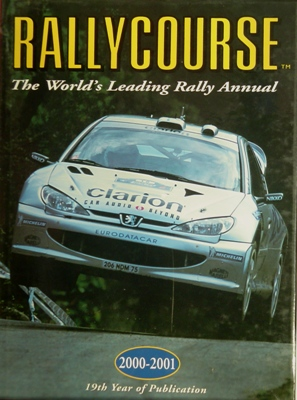 Rallycourse 2000-2001.