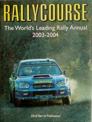 Rallycourse 2003-2004.