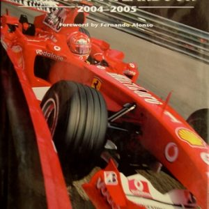 Formula 1 Yearbook 2004-2005.