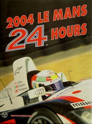 Le Mans 24 Hours 2004.