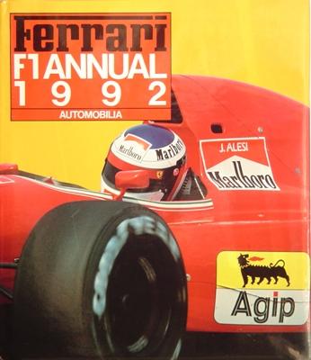 Ferrari F1 Annual 1992.