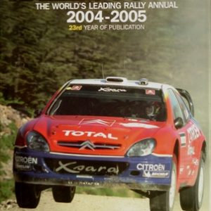 Rallycourse 2004-2005.