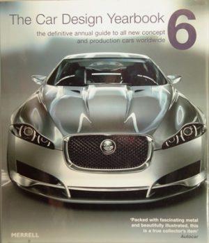 Car Design Yearbook 2007.