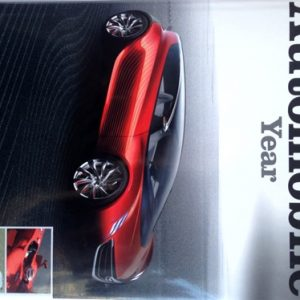Automobile Year 2007/2008.