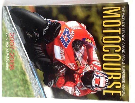 Motocourse 2007-2008.