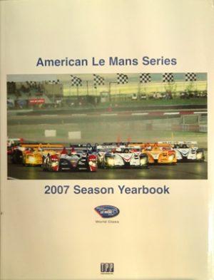 American Le Mans Series 2007.
