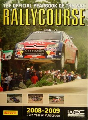 Rallycourse 2008-2009.