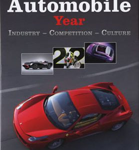 Automobile Year 2009/10.