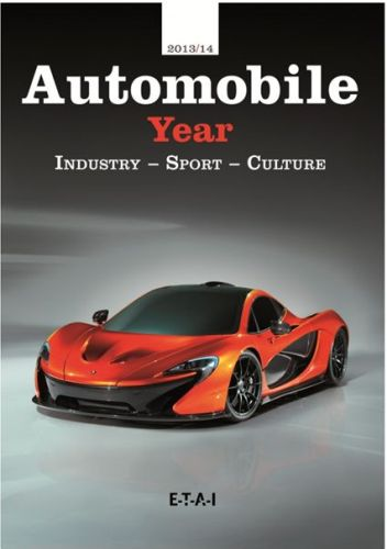Automobile Year 2013/2014.