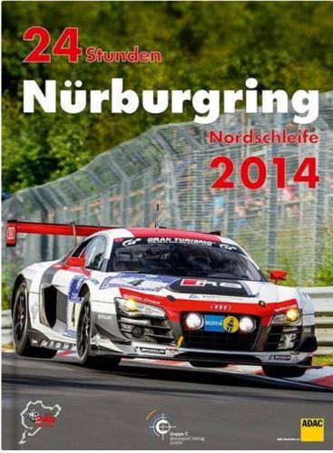 24 Stunden Nurburgring Nordschleife 2014.