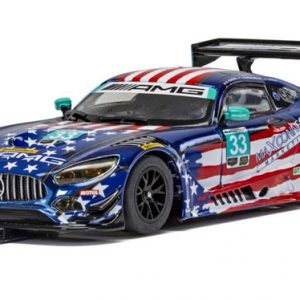 Mercedes AMG GT3 - Riley Motorsports Team No.33