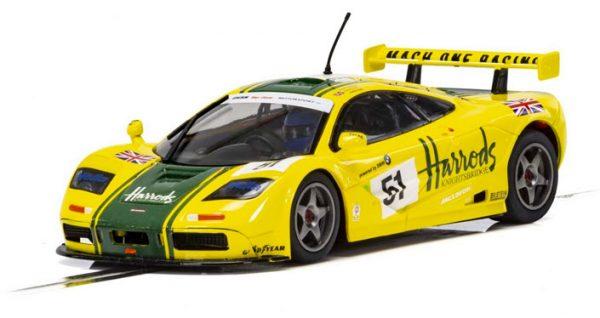 McLaren F1 GTR LeMans 1995 Harrods  No.51