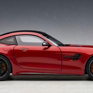 MERCEDES-AMG GT R    (Designo Cardinal Red Metallic)