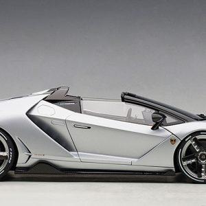 LAMBORGHINI Centenario Roadster (Argento Cent./Matt Met. Silv)