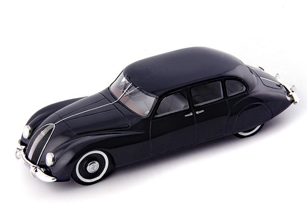 Horch 930 S Stromlinie / Streamliner (Germany, 1939)