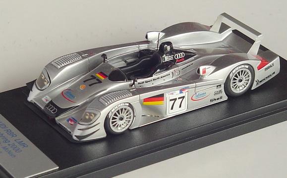 Audi R8R LMR.