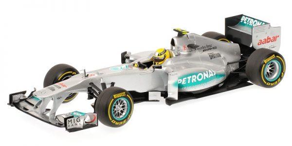 Mercedes AMG F1 N.Rosberg.