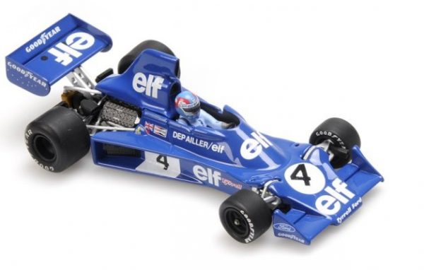 Tyrrell Ford 007.