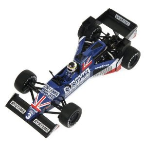 Tyrrell Ford 012 S.Johansson.