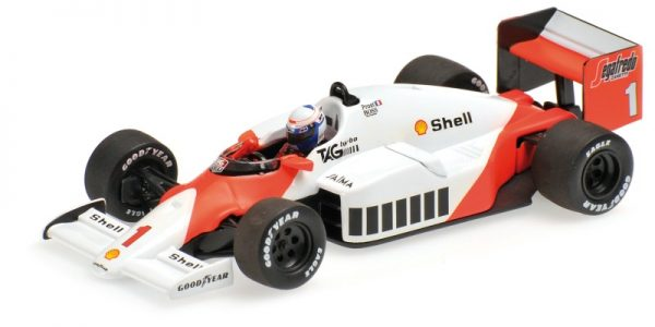 McLaren TAG Porsche MP4/2C.