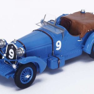 Alfa Romeo 8C, No.9, Winner Le Mans 1934
