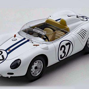 Porsche 718 RSK No.37 Le Mans 1959