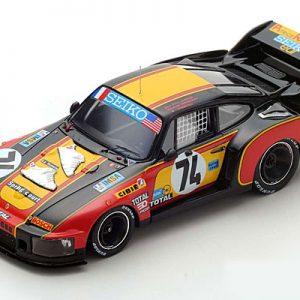 Porsche 935 No.74 Le Mans 1979