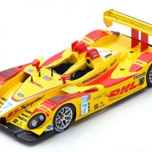 Porsche RS Spyder No.7 Champion LMP2 Class ALMS 2007 Penske