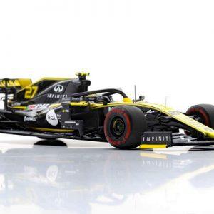Renault F1 Team No.27 TBC 2019 Renault R.S.19