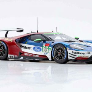 Ford GT No.66 2018 24H Le Mans 2018 Ford Chip Ganassi Team UK