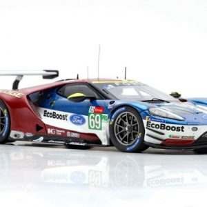 FORD GT NO.69 24H LE MANS 2018 FORD CHIP GANASSI TEAM USA