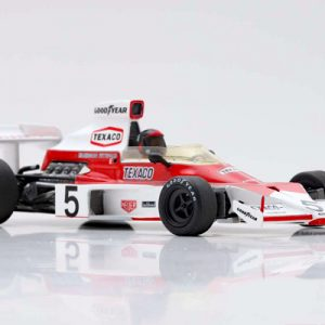McLaren M23 No.5 Monaco GP 1974