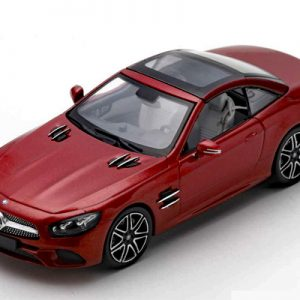 Mercedes-Benz SL 2017 - Designo Cardinal Red