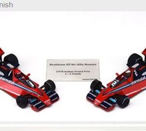 Alfa Brabham BT46 2 Car Set.
