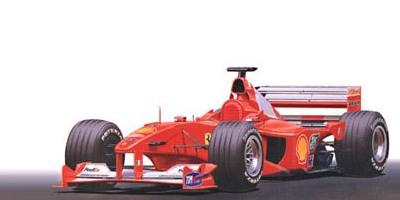 Ferrari F-1 2000.
