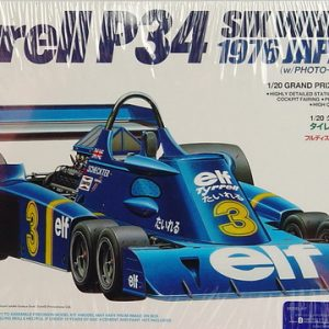 Tyrrell P34 Six Wheeler.