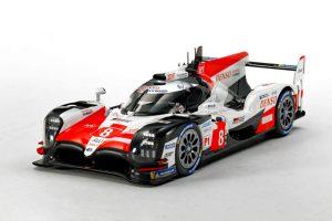 Toyota Gazoo Racing TS050 Hybrid