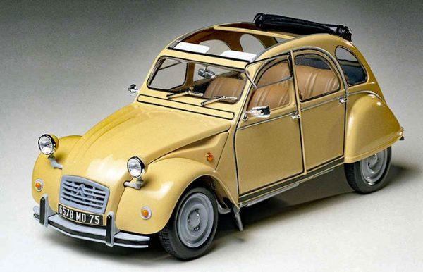 """Citroën 2CV """"deux chevaux"""""""