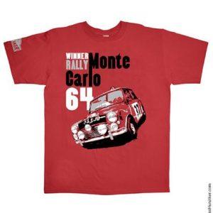 Mini Monte Carlo '64 Graphic Tee