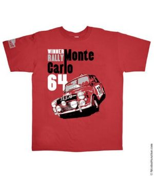 Mini Monte Carlo '64 Graphic Tee