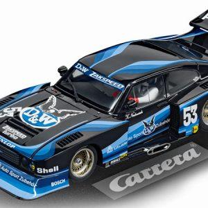 """Ford Capri Zakspeed Turbo """"D&W-Zakspeed No.53""""  -  DIGITAL 124"""