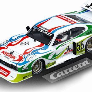 "Ford Capri Zakspeed Turbo ""Liqui Moly Equipe, No.55  DIGITAL 132"