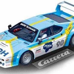 BMW M1 Procar Sauber Racing, No.90 Norisring 1980  DIGITAL 132
