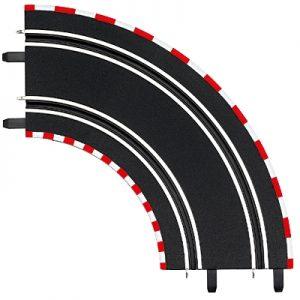 Carrera GO!!! 90° curves.