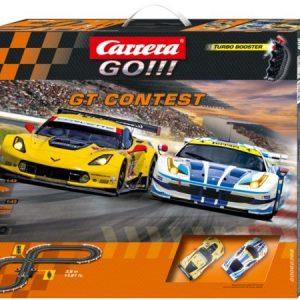 Carrera GO!!! GT Contest.