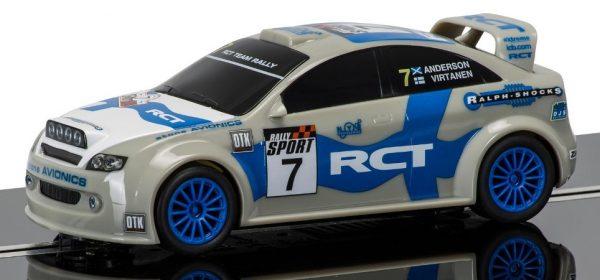 Rally Car.