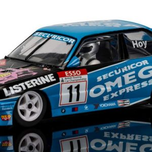 BMW M3 E30 No.11 Listerine | Securicor Omega Express